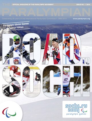 The Paralympian: Sochi 2014 Special | 2014