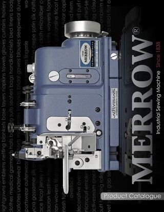 2014 Merrow Product Catalogue