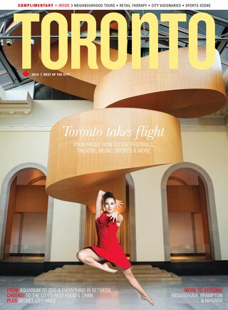 Toronto Magazine 2014