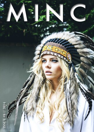 MINC MAGAZINE ISSUE 8.