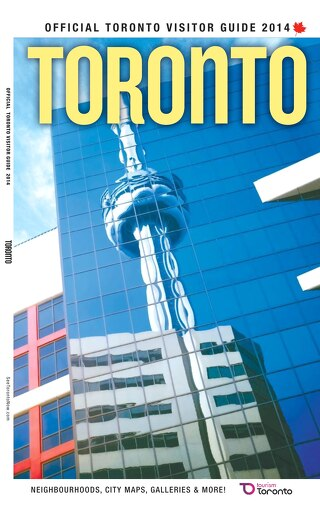 Toronto Visitor Guide 2014