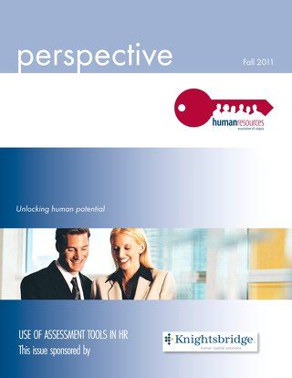 Why Are We Leaving Selection & Succession Decisions to Chance? HRAC Magazine - Oct 2010