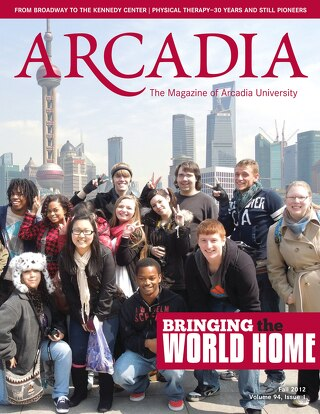 Arcadia Magazine Fall 2012