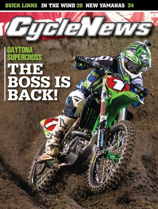 Cycle News 2014 Issue 10 March 11 2014