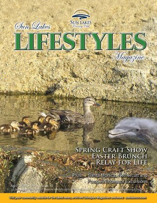 Sun Lakes Lifestyle April 2014