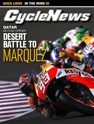 Cycle News 2014 Issue 12 March 25 2014