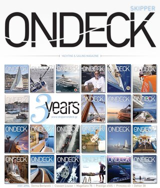 Skipper OnDeck #031 | April