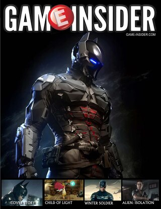 Batman Arkham Knight Cover Story