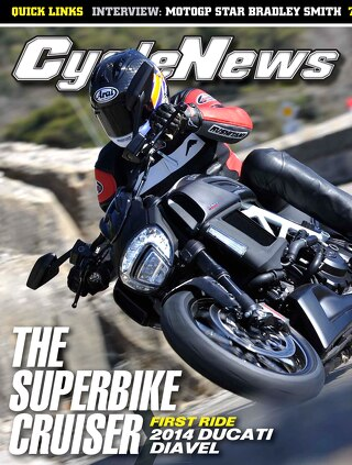 Cycle News 2014 Issue 16 April 22