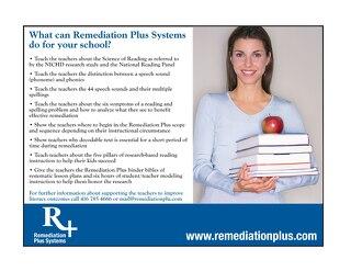 Remediation Plus teacher training overview