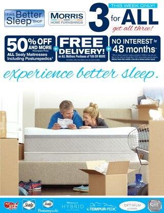 Better Sleep Shops- 3 For All!