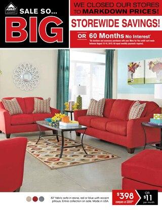 Ashley Furniture HomeStore- 3 For All Sale!