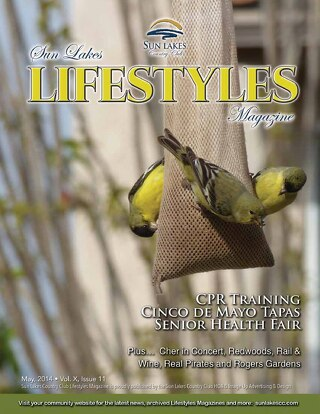 Sun Lakes Lifestyles May 2014
