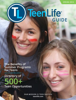 TeenLife Guide Spring 2014