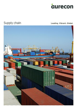 Supply Chain Competency brochure