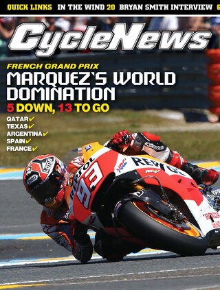 Cycle News 2014 Issue 20 May 20