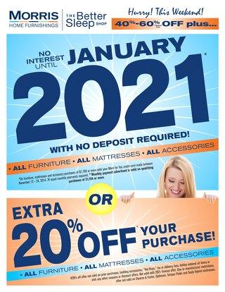 2021 Sale- This Weekend!