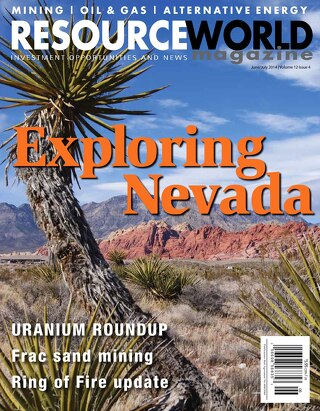 Resource World - June-July 2014 - Vol 12 Iss 4