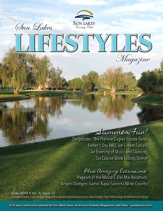 June 2014 Sun Lakes Lifestyles