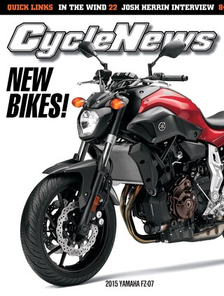 Cycle News 2014 Issue 23 June 10
