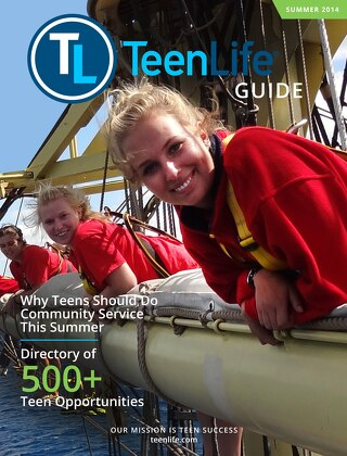 2014 TeenLife Guide Summer