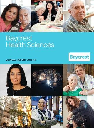 Baycrest Annual Report 2013-14