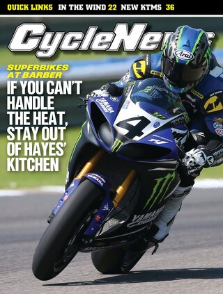 Cycle News 2014 Issue 25 June 24