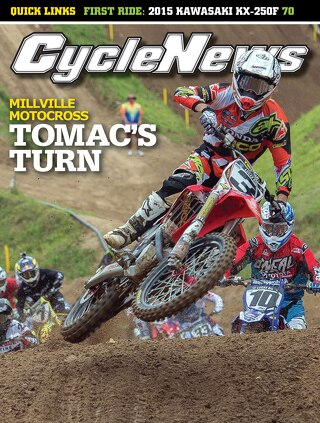 Cycle News 2014 Issue 29 July 22