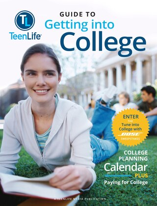 TeenLife Guide to Getting into College
