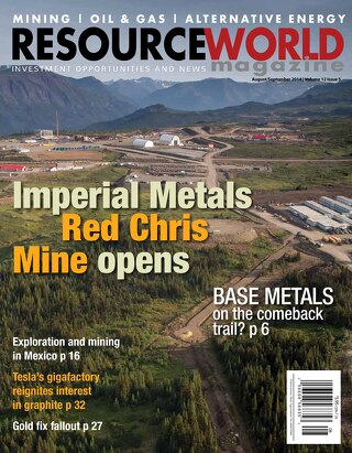 Resource World - Aug-Sept. 2014 - Vol 12 Iss 5