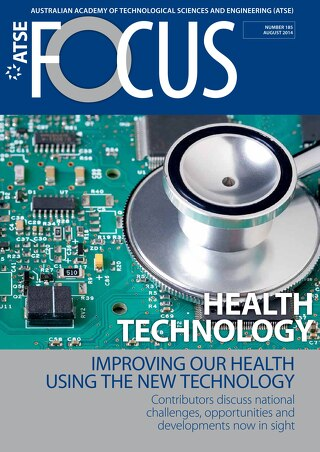 Focus 185: Health Technology: Improving our health using new technology
