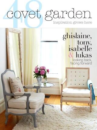 Covet Garden Issue 48