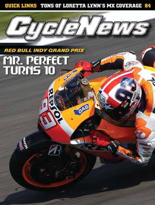 Cycle News 2014 Issue 32 August 12 2014