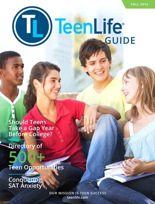 TeenLife Guide Fall 2014