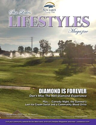 Sun Lakes Lifestyles September 2014