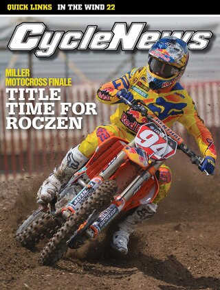 Cycle News 2014 Issue 34 August 26