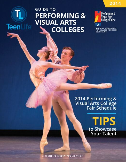 2014 Guide to Performing and Visual Arts Colleges