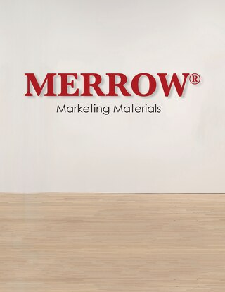Merrow Marketing Material Brochure