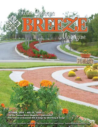 Four Seasons Breeze October 2014