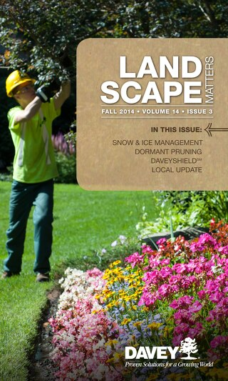 Fall 2014 Landscape Matters - North