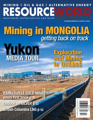 Resource World - Oct-Nov 2014 - Vol 12 Iss 6
