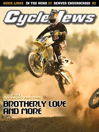 Cycle News 2014 Issue 40 October 7