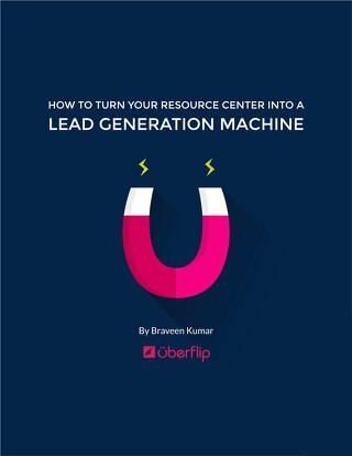 How to Turn Your Resource Center Into a Lead Generation Machine